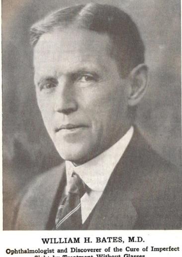 William Horatio Bates